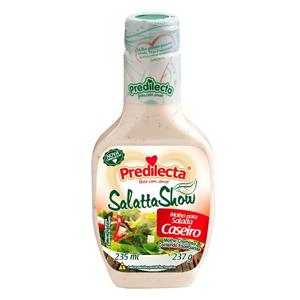 Molho Salada Predilecta 235Ml  Caseiro