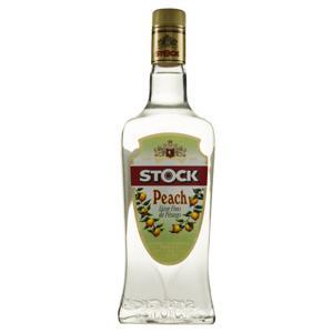 Licor Fino Peach Stock Garrafa 720ml