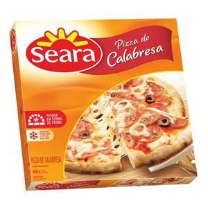 Pizza Seara Calabresa 460G