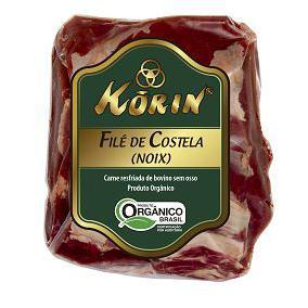 File De Costela (Noix) Bovino Organico Resfriado