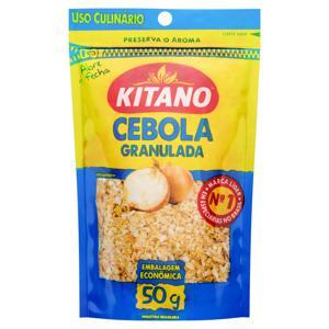 Cebola Granulada Kitano Pacote 50g