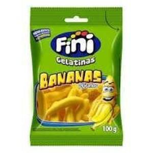 Guloseima FINI Bananas 70g