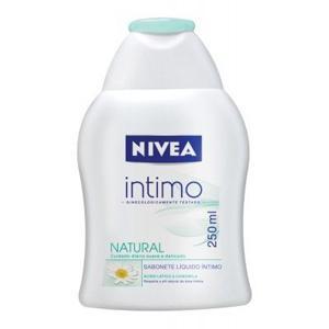 Sabonete Líquido Íntimo 250ml Nivea Natural