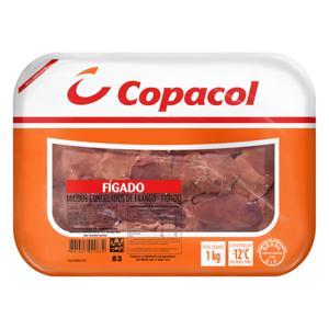 Fígado de Frango COPACOL Congelado 1Kg