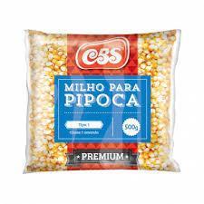 Milho Pipoca CBS 500g Premium