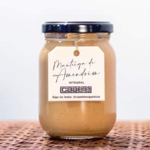 Manteiga de Amendoim Integral - 250g