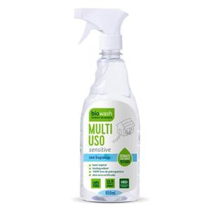 Multi-uso sensitive 650ml - Biowash