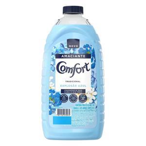 Amaciante Comfort Explosão Azul 1,8L