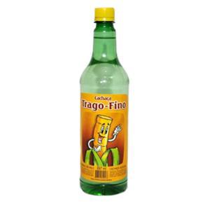 Cachaça TRAGO FINO 897ml