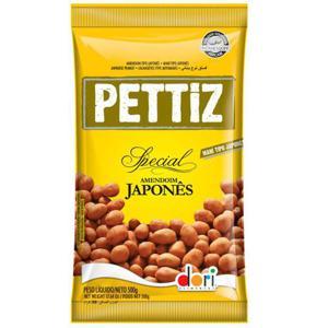 Amendoim PETTIZ Japones 500g
