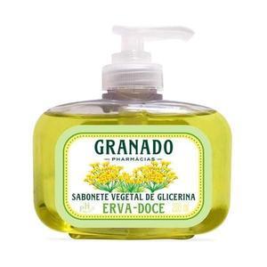 Sabonete Líquido GRANADO Glicerina 200ml