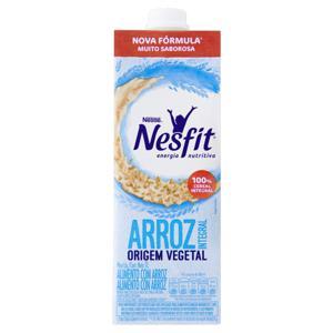 Bebida à Base de Arroz Integral Nestlé Nesfit Caixa 1l