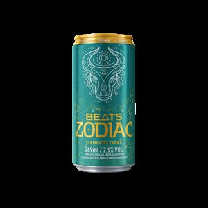 Skol Beats Zodiac Terra Lata 269Ml