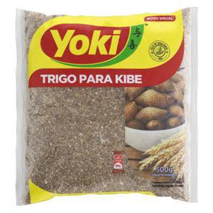 Trigo para Quibe Yoki Pacote 500g