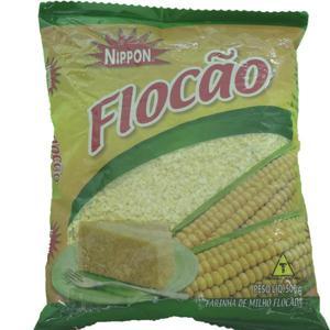 FLOCãO DE MILHO NIPPON 500G