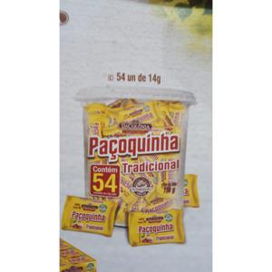 Doce Dacolonia 756g Paçoquinha