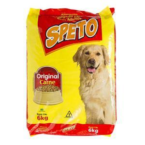 Alimentos para Cães SPETO Carne 6 Kg