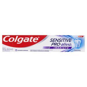 Creme Dental Original Colgate Sensitive Pro-Alívio Caixa 90g