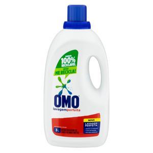 Lava-Roupas Líquido Omo Lavagem Perfeita Galão 3l