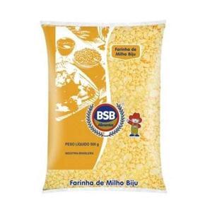 Farinha de Milho BSB ALIMENTOS Biju 500g