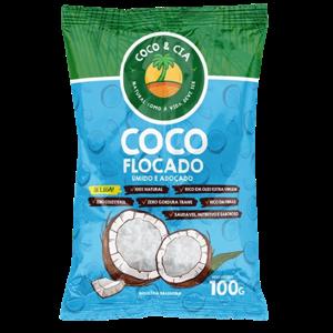 Coco & Cia Flocado Úmido 100G