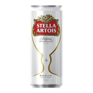 Cerveja Stella Artois Premium 310Ml Lata