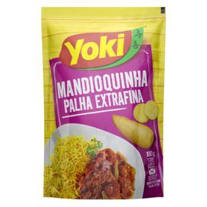 Mandioquinha Palha Extrafina Yoki Pacote 100g