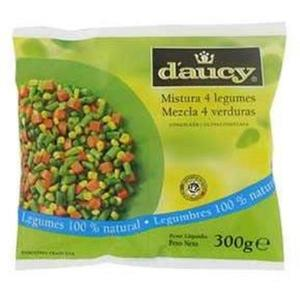 Mistura 4 Legumes D'AUCY 300g