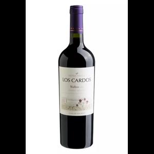 Vinho Argentino Los Cardos Malbec 750ml