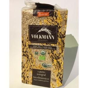 Arroz cateto integral 1kg - Volkmann