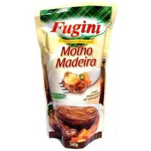 Molho Madeira FUGINI Sachê 300g