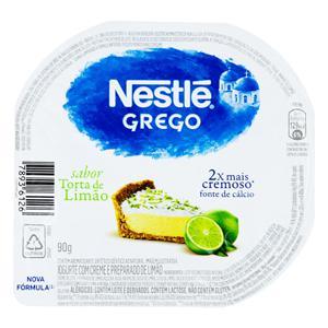 Iogurte Grego Torta de Limão Nestlé Pote 90g