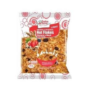 Granola FRUTOS DA TERRA Nut Flakes 200g