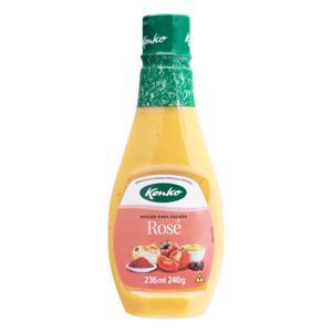 Molho para Salada Rosé Kenko Squeeze 236ml