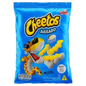 Salgadinho de Milho Onda Requeijão Elma Chips Cheetos Pacote 57g