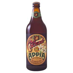 Cerveja Weiss Appia Colorado Garrafa 600ml