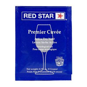 Fermento Premier Cuvée - Red Star 5g