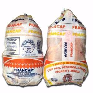 Frango FRANCAP Resfriado