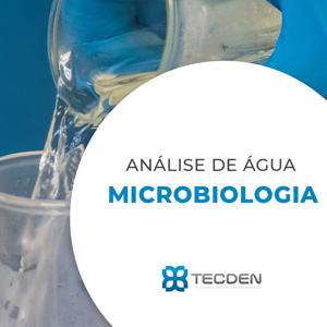 Análise de Água - Grupo Microbiologia