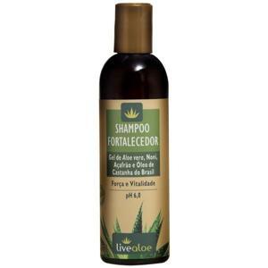 Shampoo Fortalecedor Live Aloe 240ml