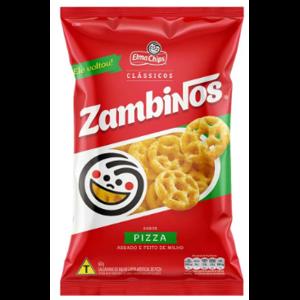 Salgadinho Elma Chips 60g Classicos Zambinos Pizza
