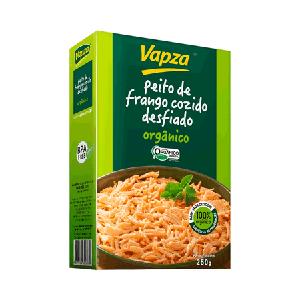 Peito de Frango Orgânico 250g - Vapza