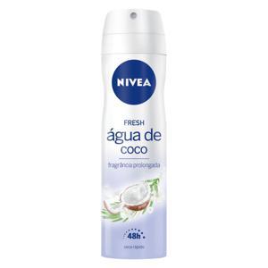 Desodorante Aerosol 150ml Nivea Água de coco
