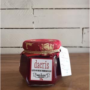 Geléia de frutas vermelhas 200g - Dacris