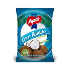 Coco Ralado Desd 100G Apti  Adocado