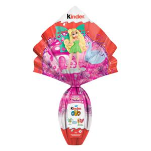 Ovo de Páscoa ao Leite Fadas Kinder 150g Vem com Surpresa