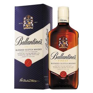 Whisky Escocês Blended Finest Ballantine's Garrafa 750ml