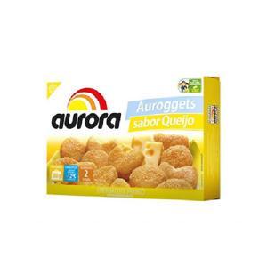 Empanado AURORA Auroggets Queijo 300g