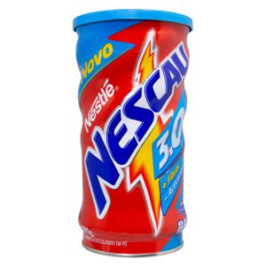 Achocolatado em Pó Nestlé Nescau 3.0 Lata 380g