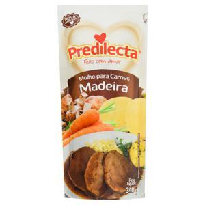 Molho Madeira Predilecta Sachê 340g